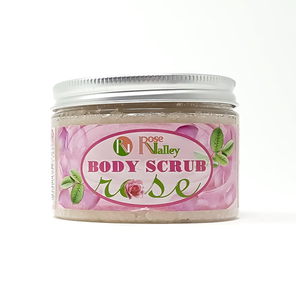 Body scrub Rose