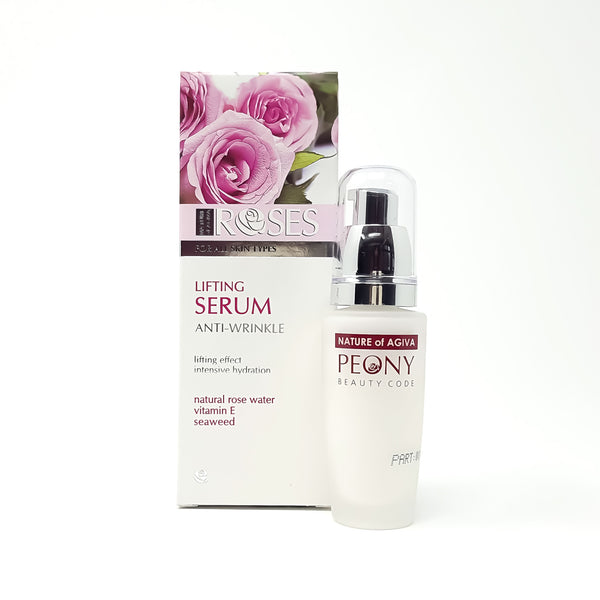 Anti-wrinkle lifting serum