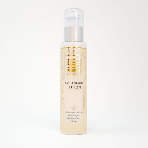 Anti-cellulite lotion with Grape seed oil and Rose oil