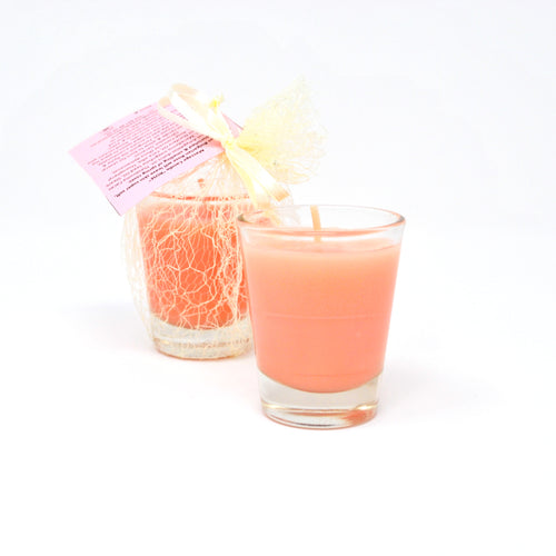 HOT MASSAGE CANDLE ROSE