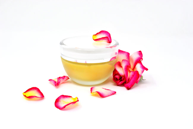 ORGANIC NIGHT CREAM WITH ROSE OIL