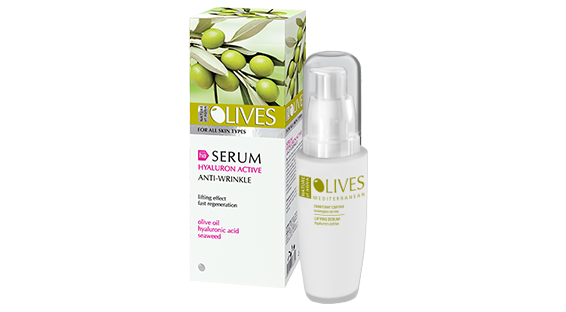 HYALURON ACTIVE LIFTING SERUM FOR MATURE SKIN