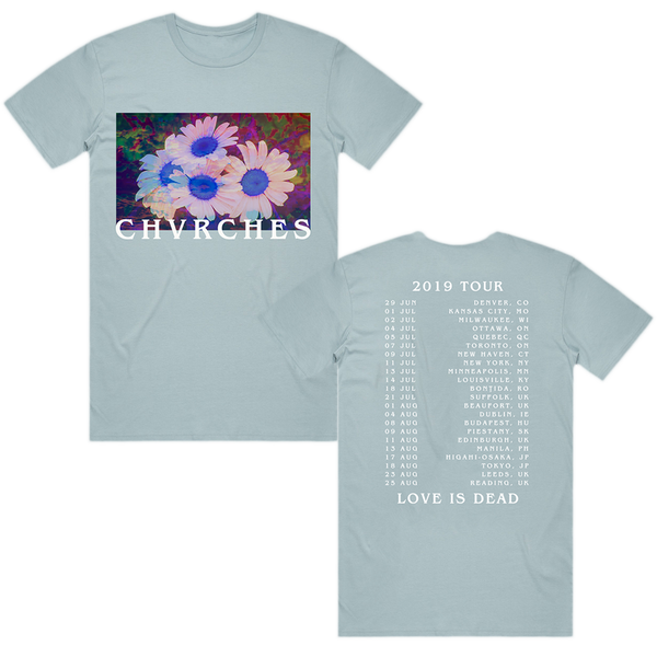 2019 EU Tour Glitch Tee