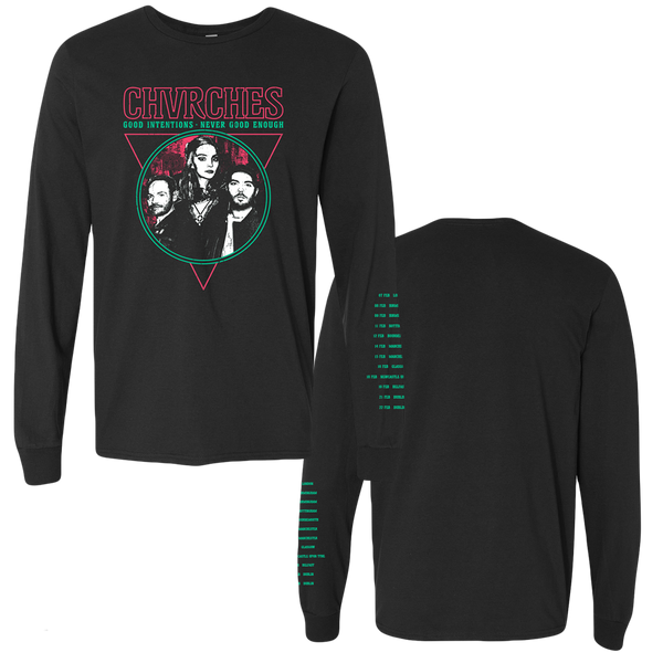 Good Intentions Euro Tour Longsleeve