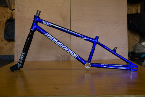 Mongoose Title Race Frame