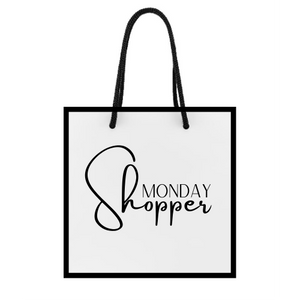 Monday Shopper