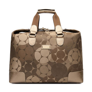 Top-Handle Leisure Tote