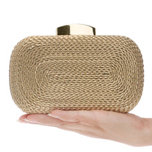 Small Knitted Style Clutch