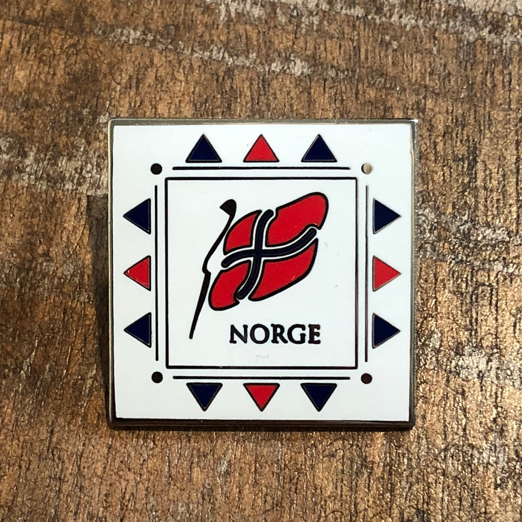 NORWAY - Norge flag | PIN