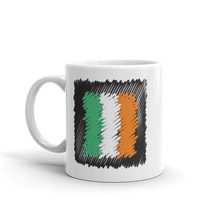 Ireland Coffee Mug | Marker Scribble