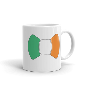 Ireland Flag Coffee Mug | Bow Tie 01