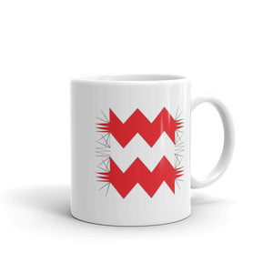 Austria Flag Retro 01 | Mug