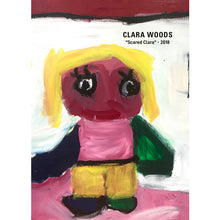 "Notebook A4 ""Scared Clara"""