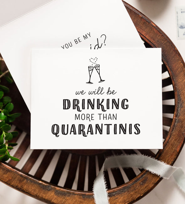 Drinking Quarantinis