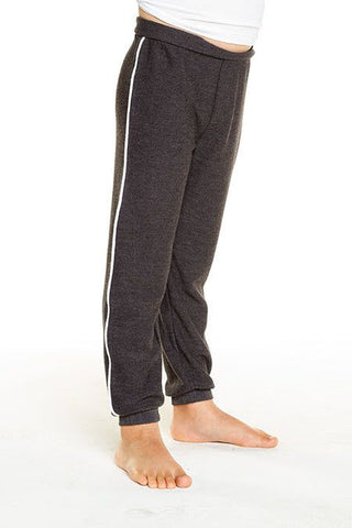 Cozy Knit Piping Pant