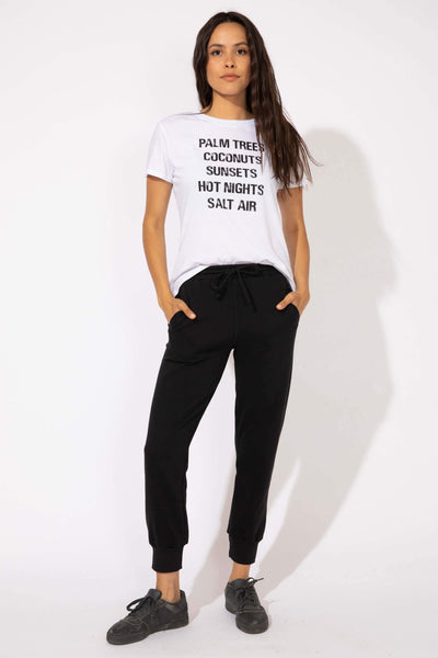 Palm Trees Loose Tee