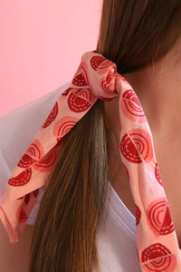 Premium Cotton Bandana - Alice