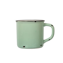 Enamel-Look Ceramic Mug