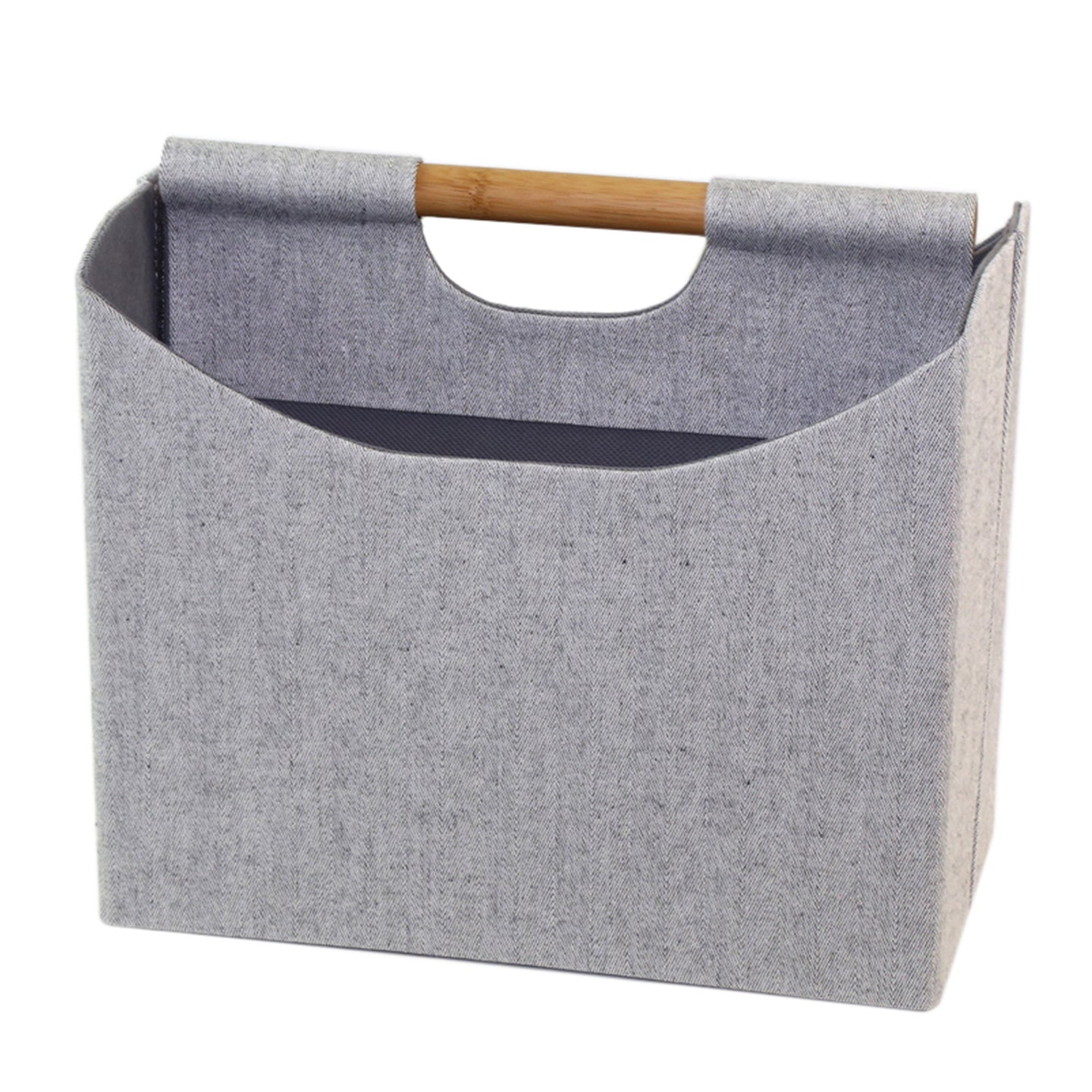 Foldable Storage Bin 2 Compartment