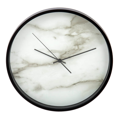 Wall Clock Marble