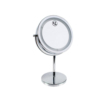Mirror on Stand Touch Light/Dimmer