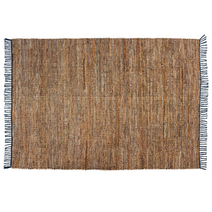 Bergen Leather Rug 5x7'