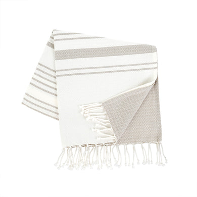 Turkish Hand Towels Set/4