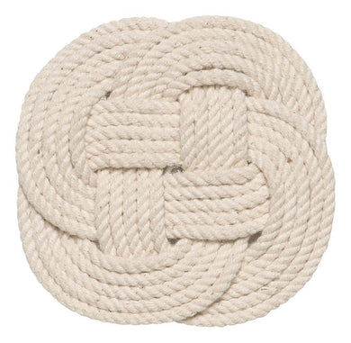 Coaster Set/4 Rope