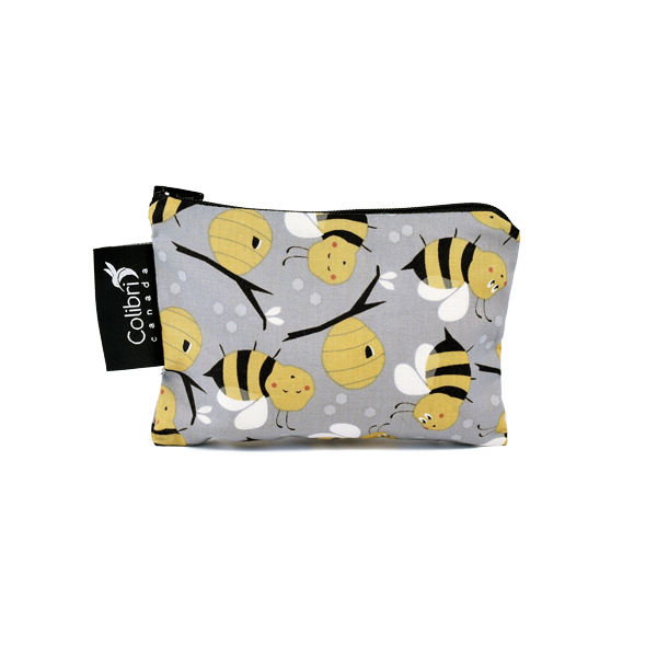 Snack Bag Bumble Bee
