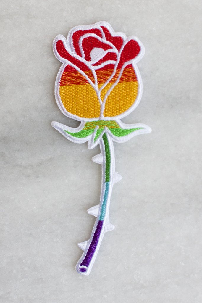 Equality Rose Patch