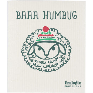 Swedish Dishcloth Baaa Humbug