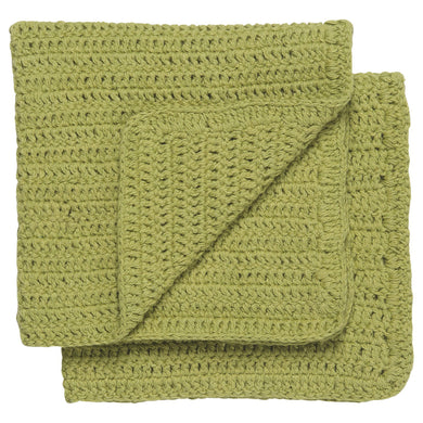 Homespun Dishcloths S/2