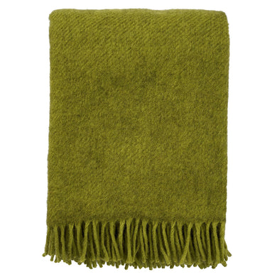Gotland Throw Green