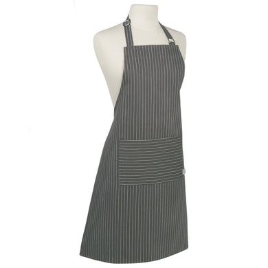 Basic Chef Apron Pinstripe