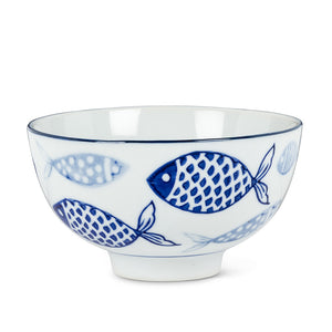 Fish Rice Bowl
