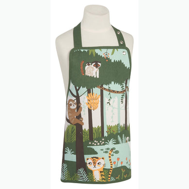 Tropical Treetime Apron Childs