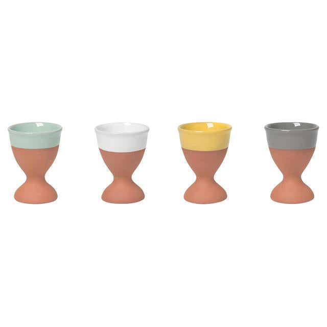 Egg Cup Terracotta Set/4