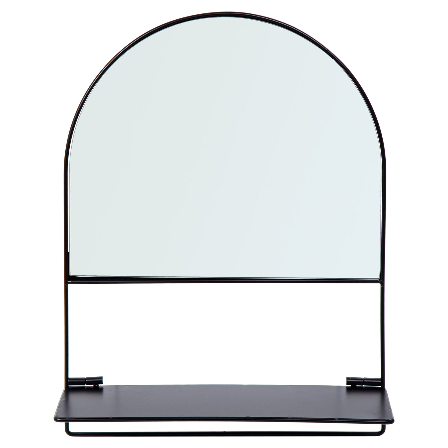 Mirror w/Shelf Arch