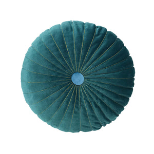Pintuck Round Cushion