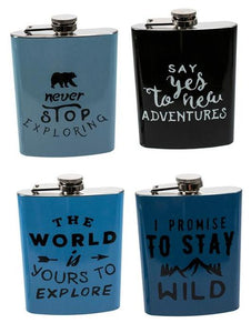 True North 8oz Flask