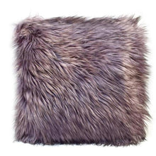 Cushion Shaggy Faux Fur