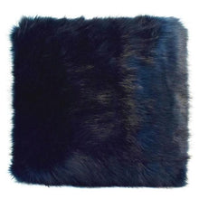 Cushion Silky Faux Fur