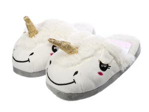 Unicorn Slippers Kids