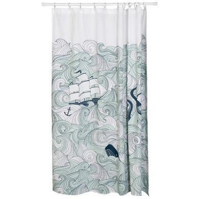 Shower Curtain Odyssey