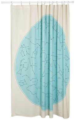 Shower Curtain Galaxy