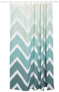 Shower Curtain Chevron