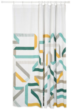 Shower Curtain Calliope