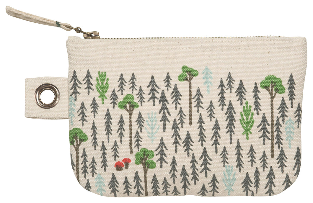 Zip Pouch Small Retreat
