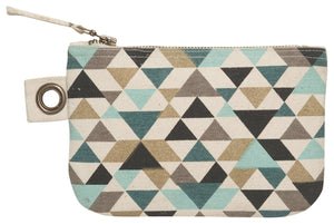 Zip Pouch Small Tessellate