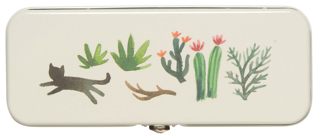Pencil Box Secret Garden